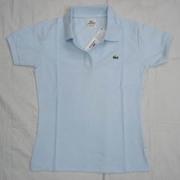cheap $8.5Lacoste Women solid color polo t shirt, Gucci Sunglasses $11