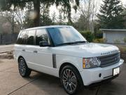 2008 land rover 2008 - Land Rover Range Rover