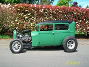 Ford Model A Ford Model A BULLET HOLES -RATROD-HOTROD-PROJECT