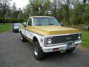 1971 Chevrolet Chevrolet C-10 Custom Cheyenne