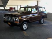 1978 FORD Ford Bronco Ford,  Bronco,  XLT,  Sport,  4x4, V8,  2DR,