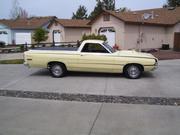 1968 FORD Ford Ranchero RANCHERO