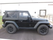2015 Jeep Wrangler Willys Wheeler Edition used