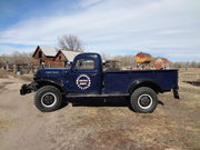 1949 Dodge Power Wagon B-1 PW126