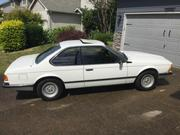 1985 Bmw 3.5 BMW: 6-Series Coupe