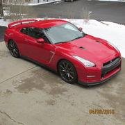 2015 Nissan GT-RPremium