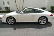 2008 Porsche 911 2008 Porsche 997 C4S Targa Tip