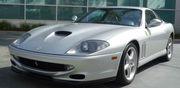 2000 Ferrari 550 Coupe