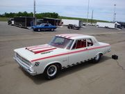 1965 Plymouth Belvedere Super Stock Race Car A990 Tribute Race Car