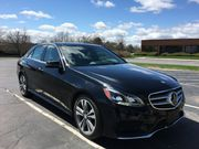 2014 Mercedes-Benz E350 4MATIC SPORT