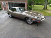 1969 Jaguar XK 55398 miles