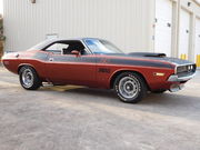 1970 Dodge Challenger Trans Am