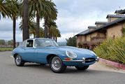 1963 Jaguar E-Type FACTORY METAL 3.8 LITER TRI-CARB XKE COUPE