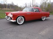 1955 Ford Thunderbird Base Convertible 2-Door