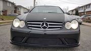 2008 Mercedes-Benz CLK-Class Black Series Coupe 2-Door