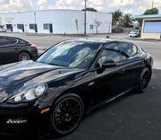 2012 Porsche Panamera Hatchback 4-Door