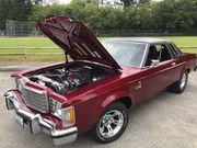 1975 Ford Granada Ghia