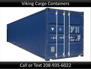 Cargo Containers For Sale - 40ft - Portland,  OR