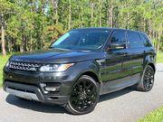 2014 Land Rover Range Rover Sport SPORT